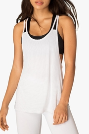 Beyond Yoga Stripe Racerback Tank - Product Mini Image
