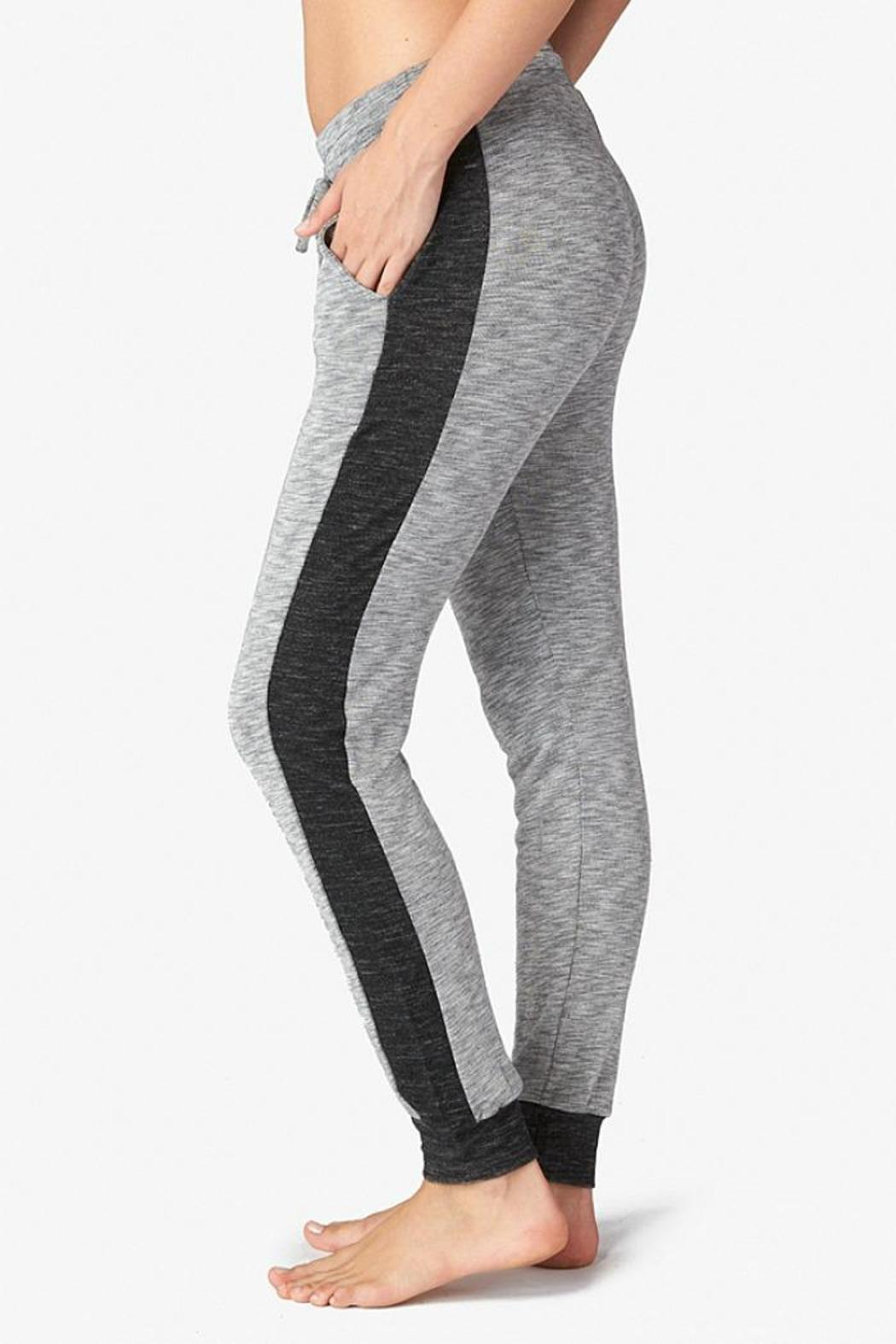 Striped Track Pant