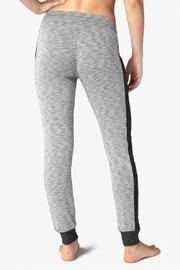 Shoptiques Product: Striped Track Pant - Side cropped