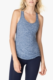Beyond Yoga Travel Racer Tank Top - Front cropped