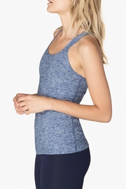 Beyond Yoga Travel Racer Tank Top - Side cropped