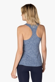 Beyond Yoga Travel Racer Tank Top - Back cropped