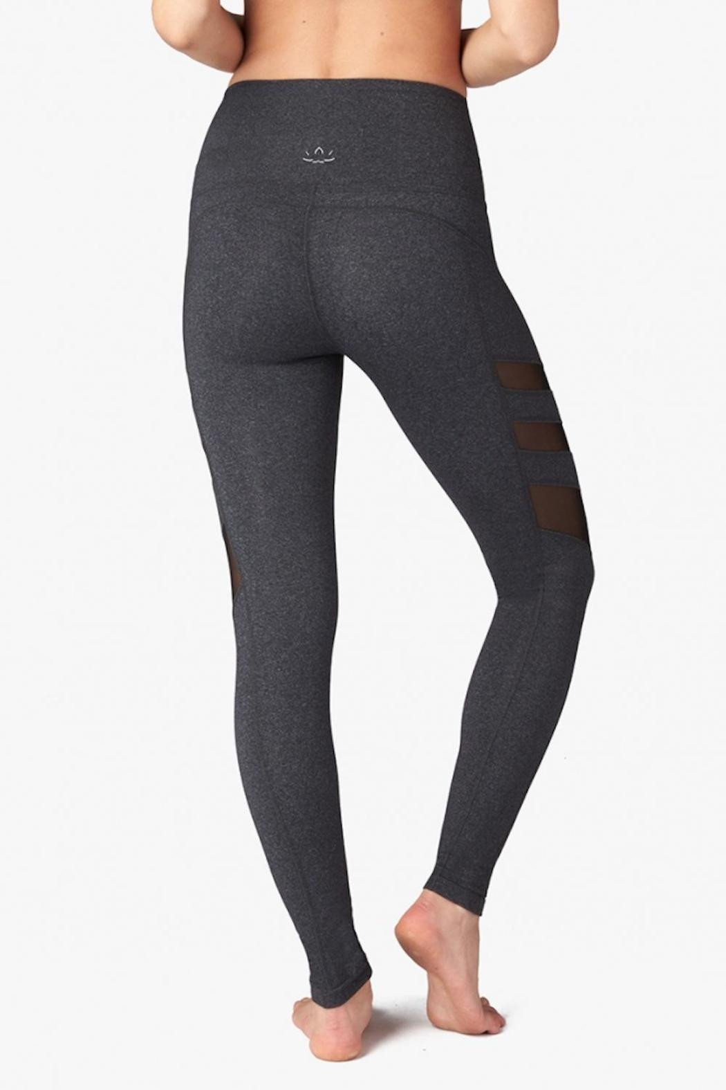 719cc7b84168a0 Beyond Yoga Triple Mesh High Waisted Legging from New Jersey by ...