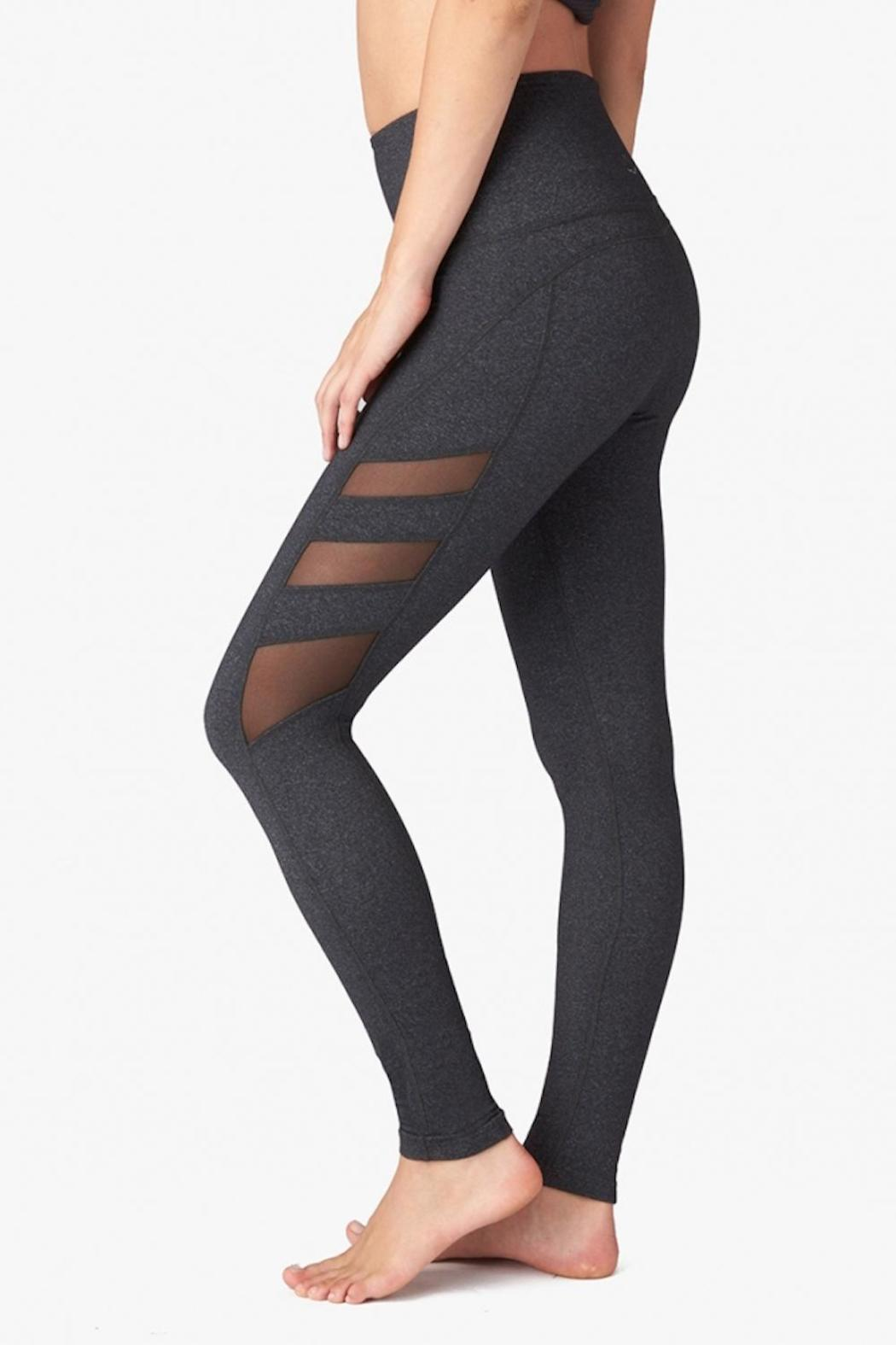 560e50ad28 Beyond Yoga Triple Mesh High Waisted Legging from New Jersey by ...