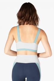 Beyond Yoga True Colorblock Bra - Front full body