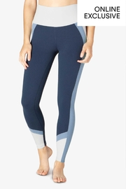 Beyond Yoga True Colorblock Legging - Front cropped