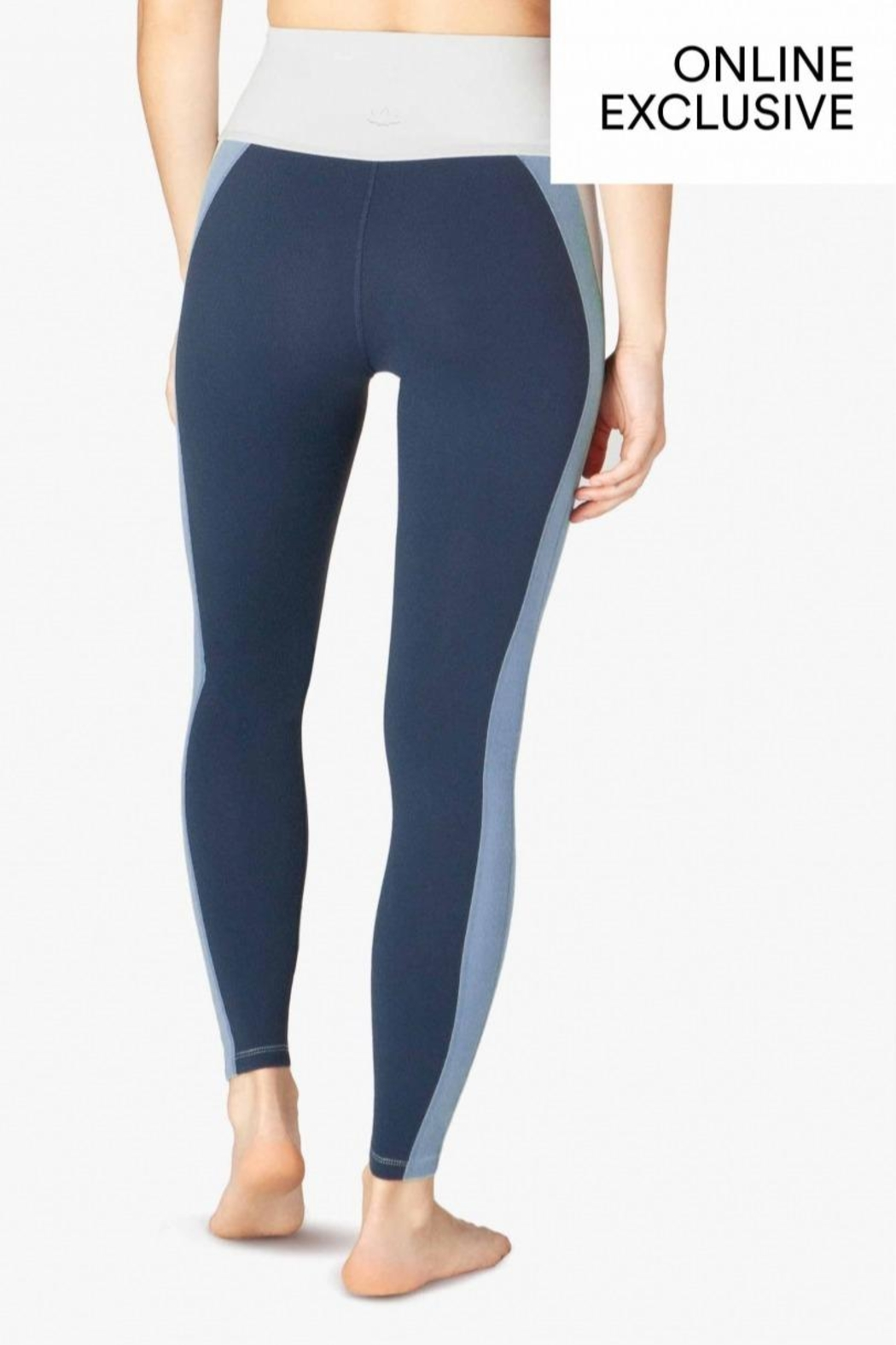Beyond Yoga True Colorblock Legging - Side Cropped Image