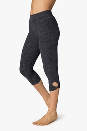 Beyond Yoga Twisted Capri Legging - Product Mini Image