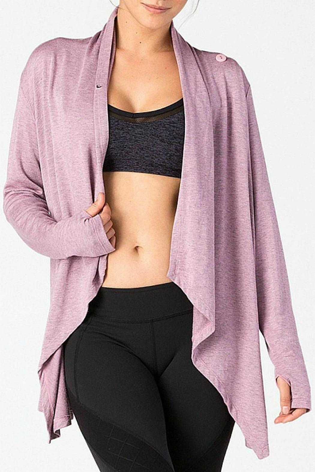 Beyond Yoga Wrap Cardigan from Michigan by SheActive Boutique ...