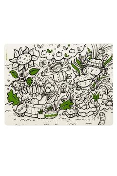 Shoptiques Product: Reusable Garden Placemat