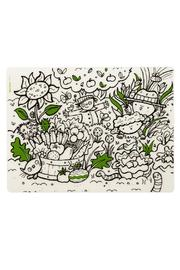 Modern Twist Reusable Garden Placemat - Product Mini Image