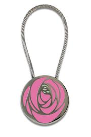 Acme Roses Key Ring - Product Mini Image