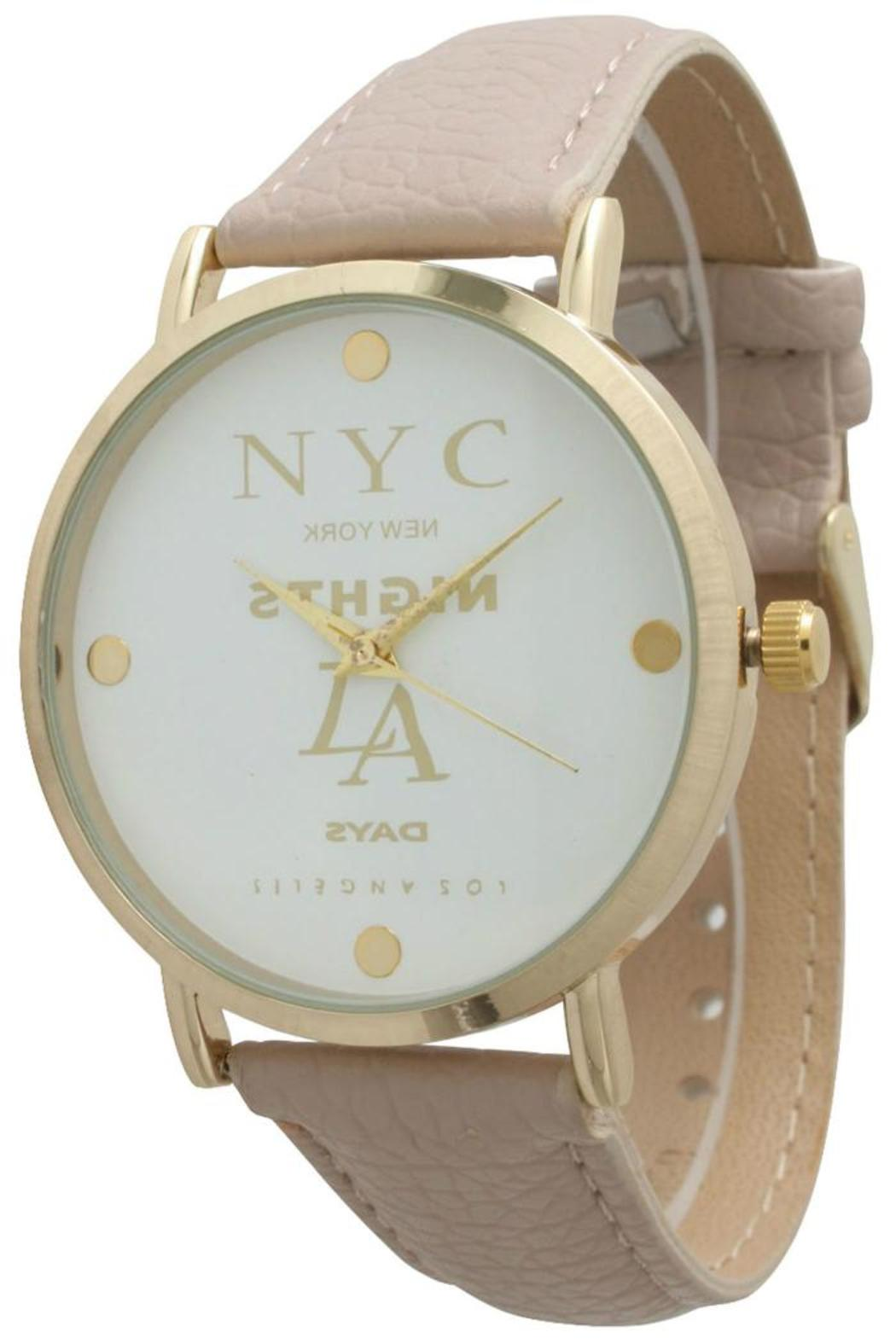 Olivia Pratt City Girl Watch - Front Cropped Image