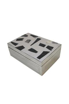 Diseño bos Alpaca Silver/horn Box - Alternate List Image