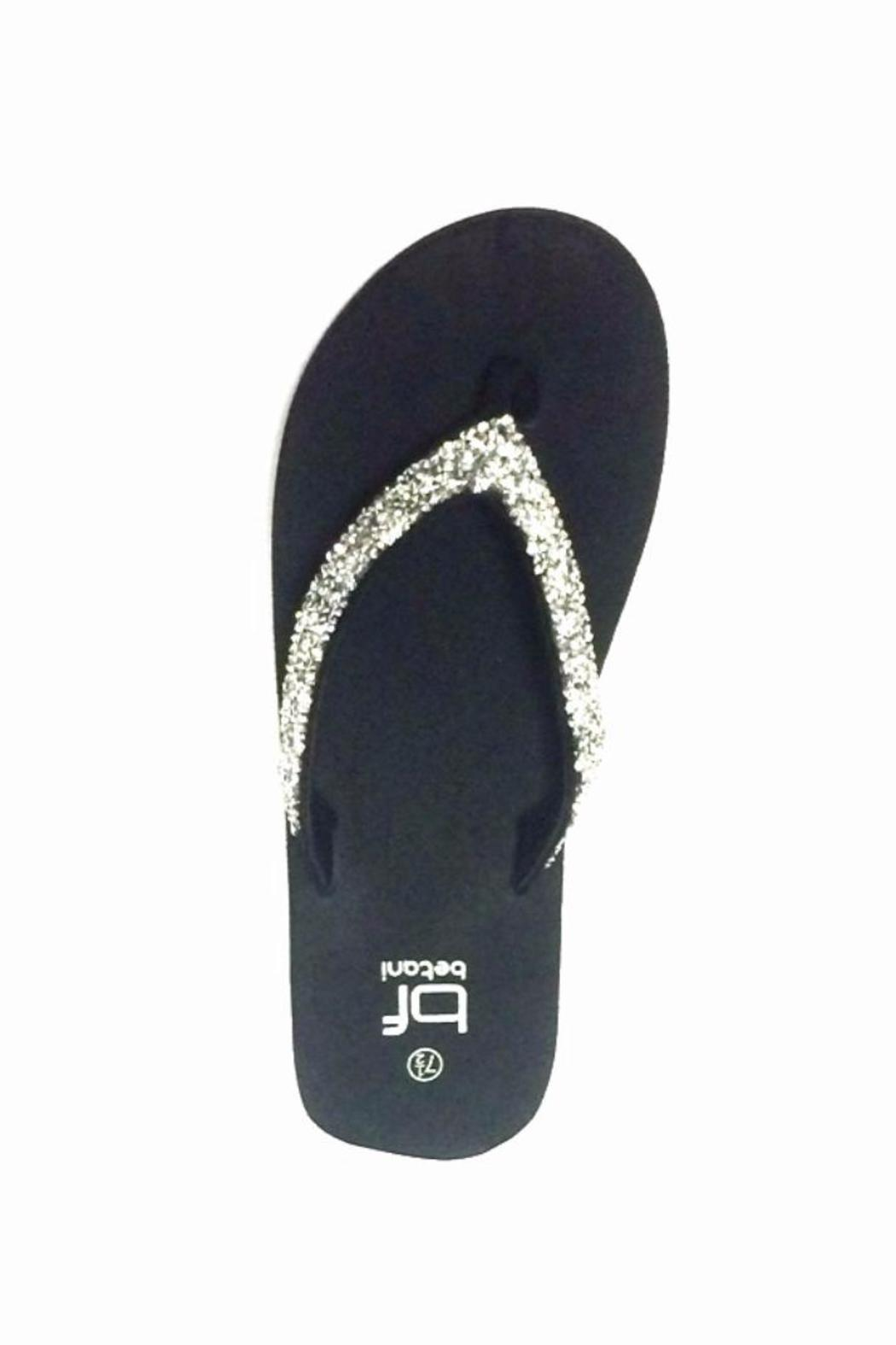 744f94376a8 BF BETANI Rhinestone Flip Flops from San Diego by BRANDED — Shoptiques