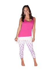 BFF Breast Cancer-Awareness Leggings - Product Mini Image