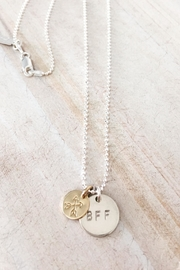 The Lovet Shop Bff Charm Necklace - Product Mini Image