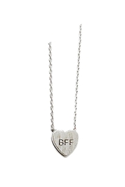 Lets Accessorize Bff Heart Necklace - Product Mini Image