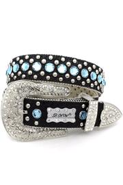 BHW Western Rhinestone Belt - Product Mini Image