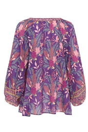 Spell  Bianca Blouse In Wisteria - Other