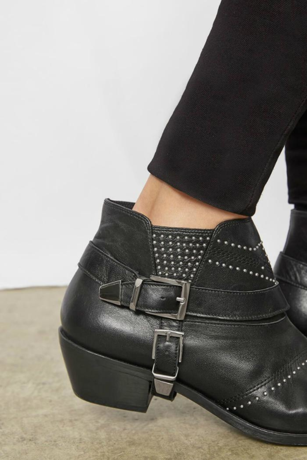 Anine Bing Bianca Boots - Side Cropped Image