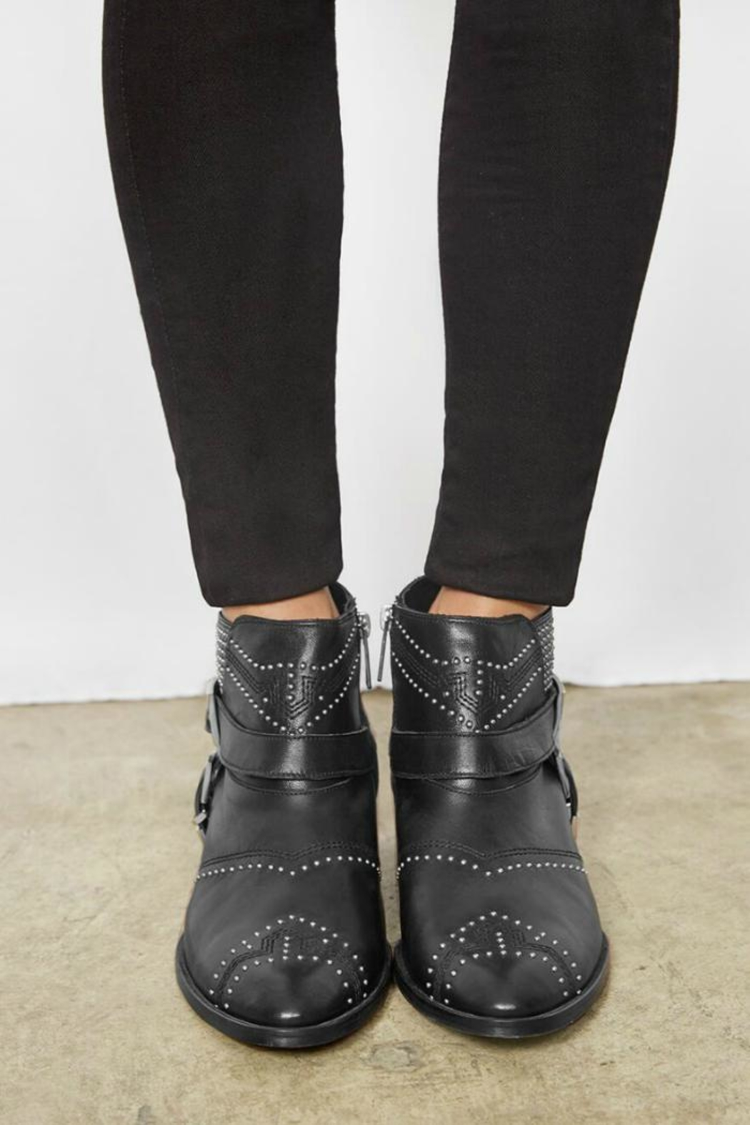 Anine Bing Bianca Boots - Front Full Image