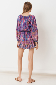 Spell & the Gypsy Collective Bianca Long Sleeve Play Dress - Alternate List Image