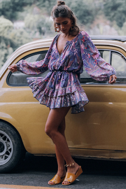 Spell & the Gypsy Collective Bianca Long Sleeve Play Dress - Product Mini Image