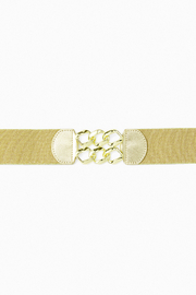 Lilly Pulitzer Bianca Stretch Belt - Front full body