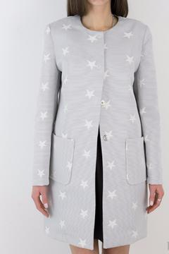 Shoptiques Product: Coat With Stars