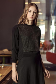 Bianco Concept Store Hi Low Gold Front Top - Product Mini Image