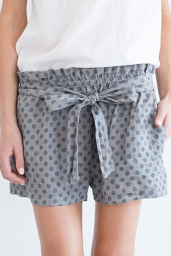 Bianco Concept Store Polka Dots Short - Product List Image