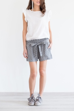 Bianco Concept Store Polka Dots Short - Alternate List Image