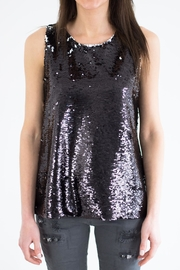 Perfect Monday Top Paillettes - Product Mini Image
