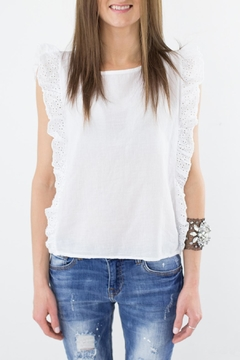 Bianco Concept Store White Shirt - Product List Image