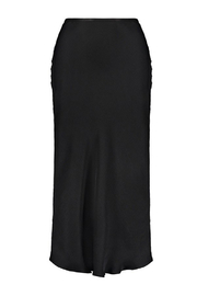 David Lerner  BIAS MIDI SKIRT - Back cropped