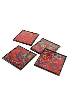 Shoptiques Product: Handmade Glass Coasters