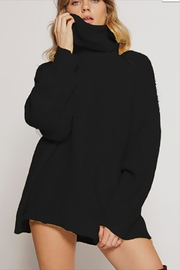 Bibi Shearling Turtle Neck - Product Mini Image
