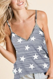 Bibi Star Camo Top - Product Mini Image