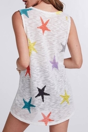 Bibi Star Knit Top - Side cropped