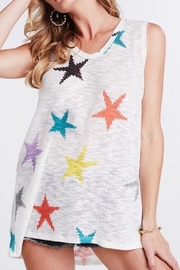Bibi Star Knit Top - Front full body