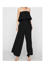 Bibi Tube Top Jumpsuit - Front cropped