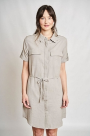 Bibico Aurelie Shirt Dress - Product Mini Image