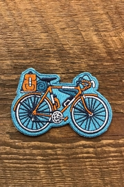Noteworthy Paper & Press Bicycle Patch - Product Mini Image
