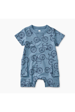 Shoptiques Product: Bicycle Print Romper