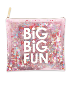 Shoptiques Product: Big Big Fun Everything Pouch