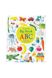 Usborne Big Book Of ABC - Product Mini Image