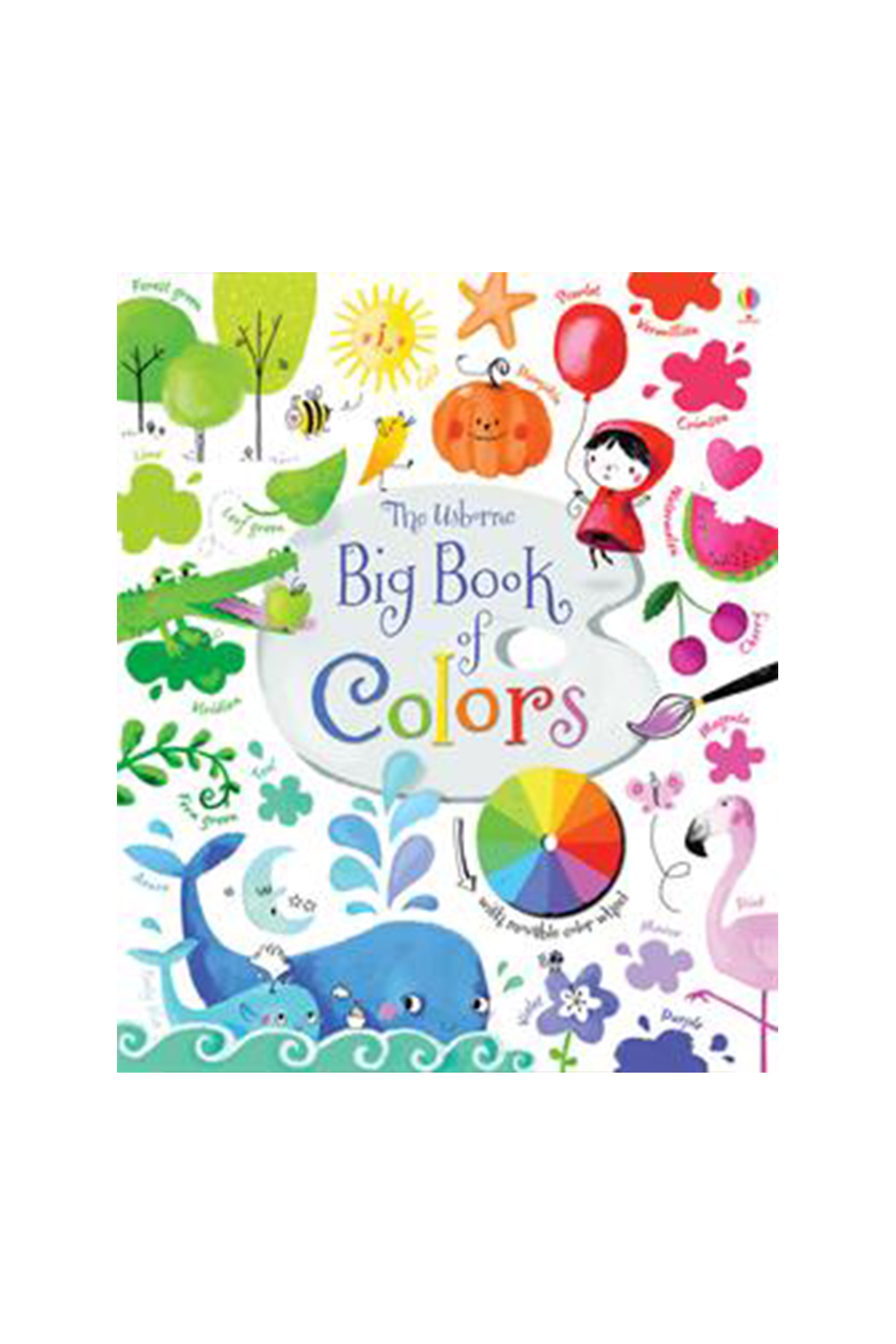 Usborne Big Book Of Color - Front Cropped Image
