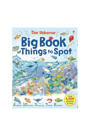 Usborne Big Book Of Things To Spot - Product Mini Image
