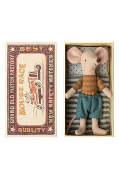 Maileg Big Brother Mouse In Box - Alternate List Image